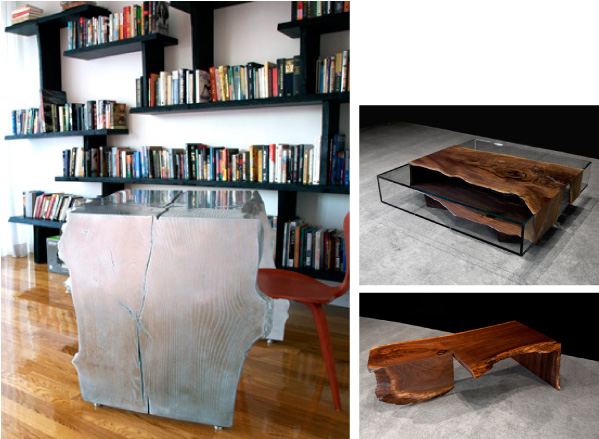 Eclectic Modern furniture