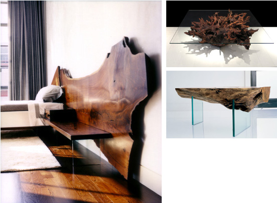 Eclectic Modern furniture John Houshmand