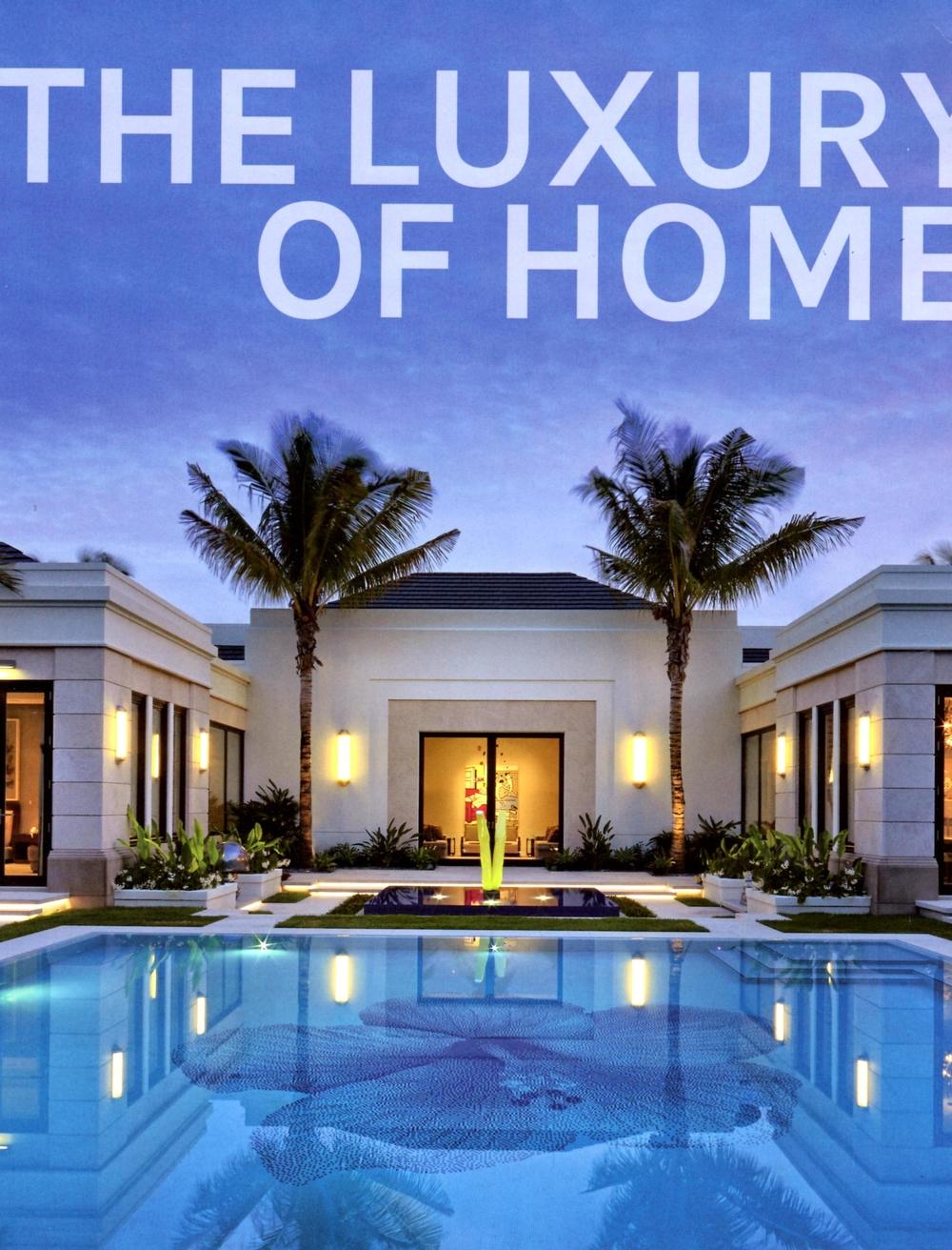 Luxury of Home