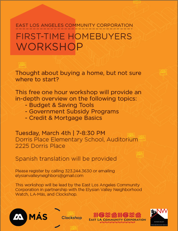 Homeowners Workshop_March 6