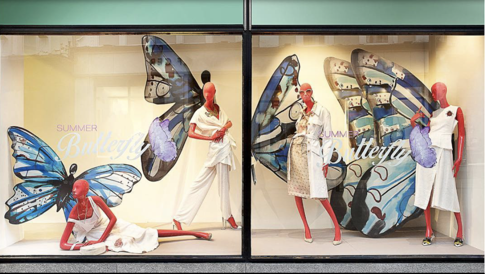 Brown Thomas Windows May 2018