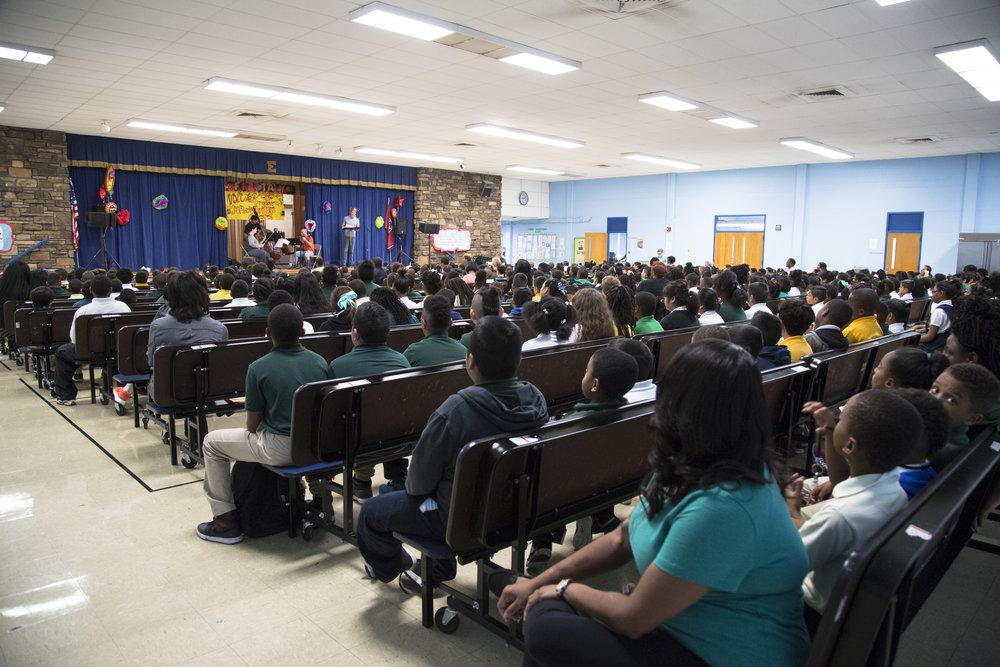 Evans Elementary School
