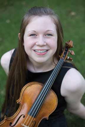Ella Golden, violin