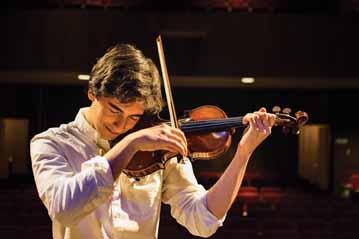 Basil Alter, violin