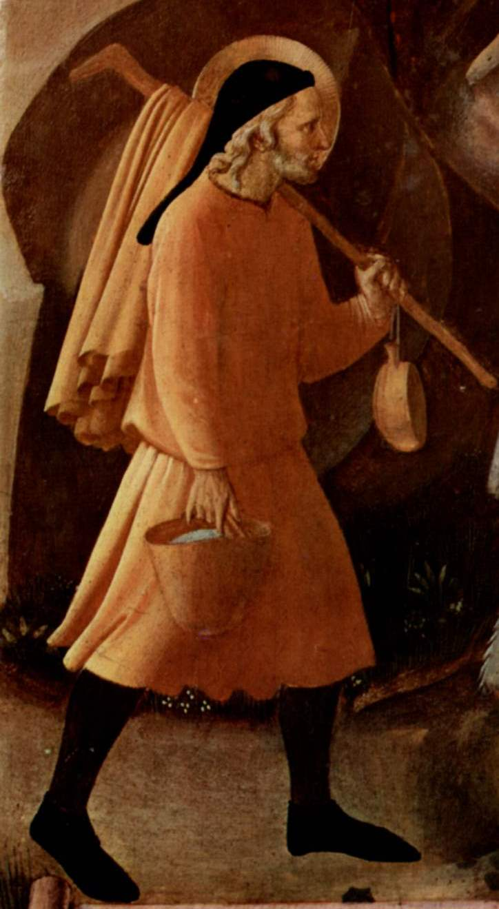 St. Joseph by Fra Angelico (1450)