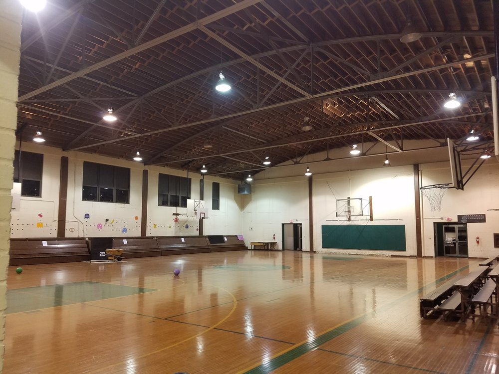 The Gym Pre-Remodel