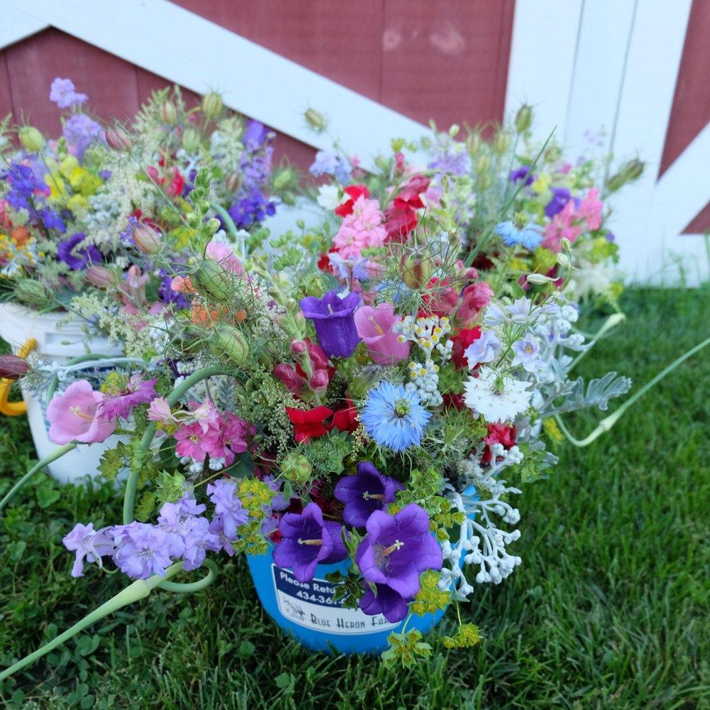 June Bouquets