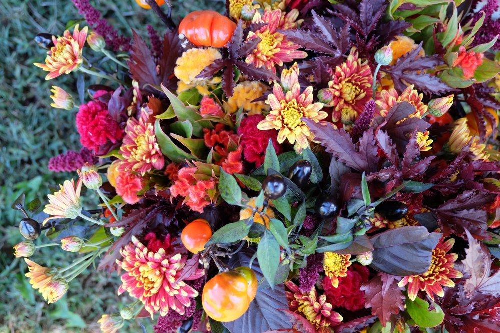 Halloween Bouquets.JPG