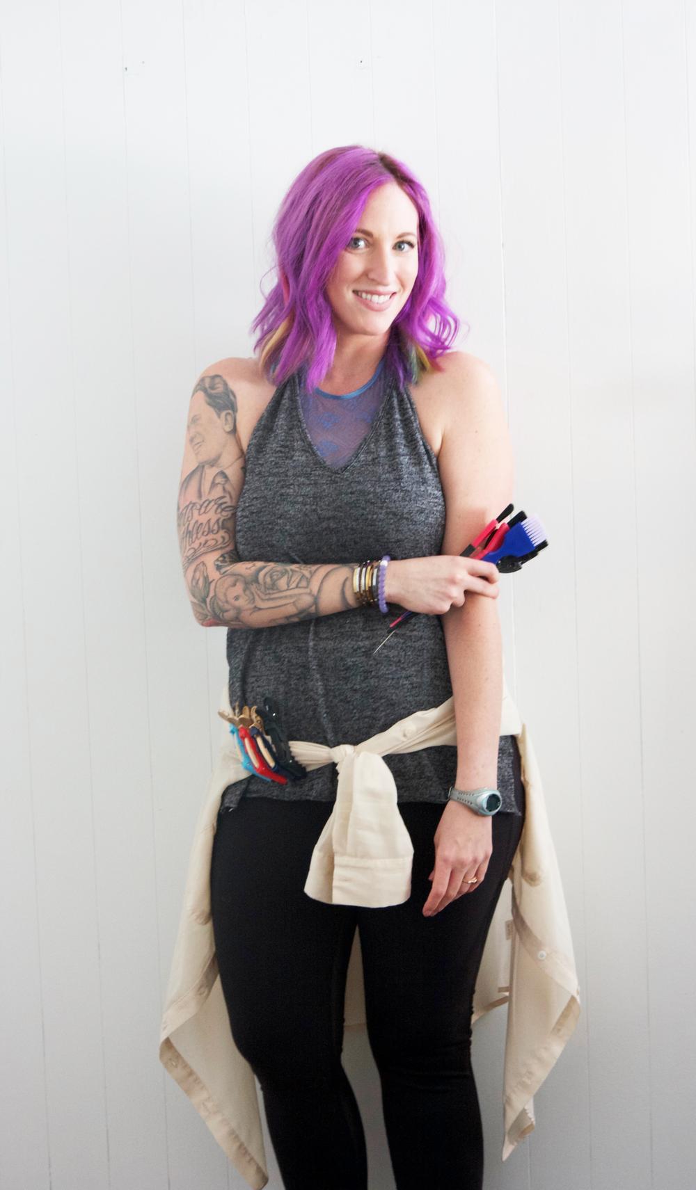 Erica Poppo - Master Designer