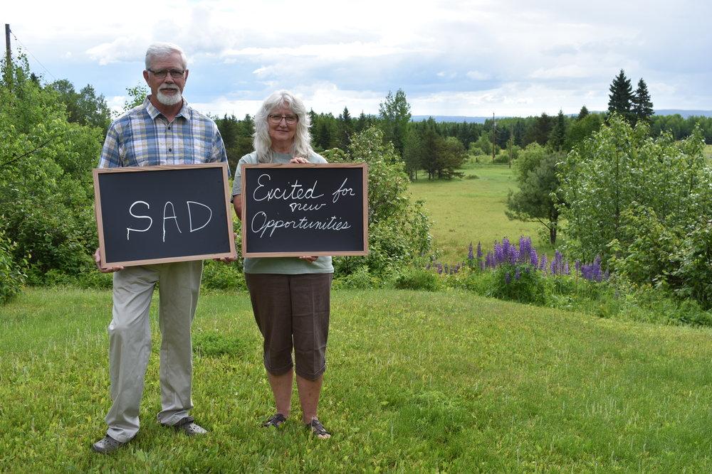 Brenda and Dan Baughman