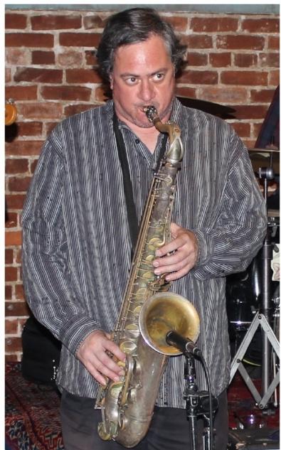 Dave Castel De Oro, Sax, Keys