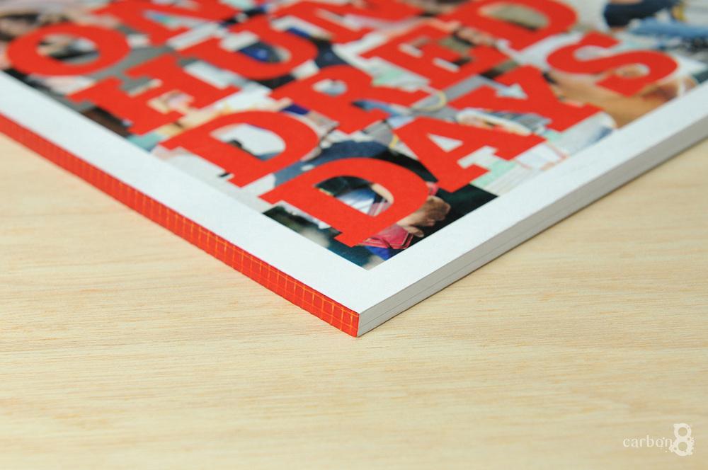 Pad bound notepad