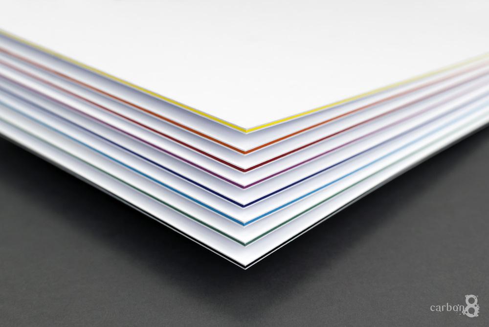 Paper fusing mounting