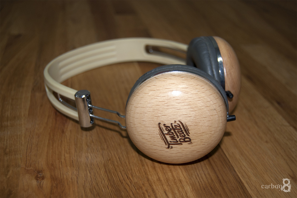 Laser engraved promotional head phones