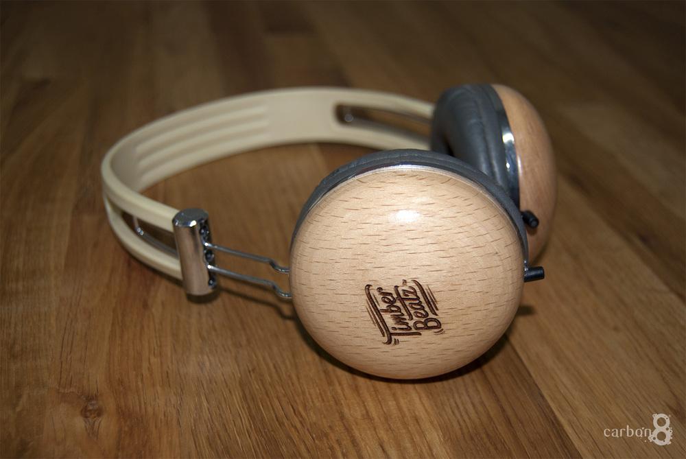 Laser engraved promotional head phones