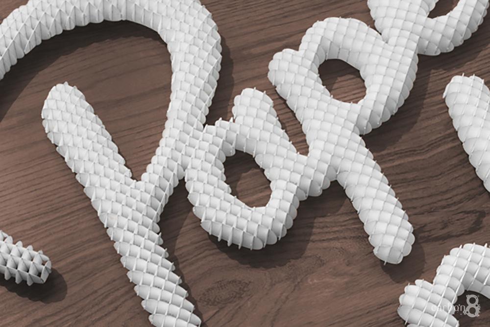 Laser concept work designed by designer Yerevan Dilanchian and 3D modeller Stefano Licitra.