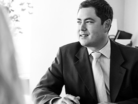 Daniel Sutherland Account Manager