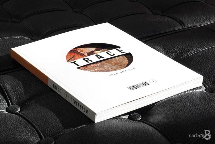 Student book magazine die cut