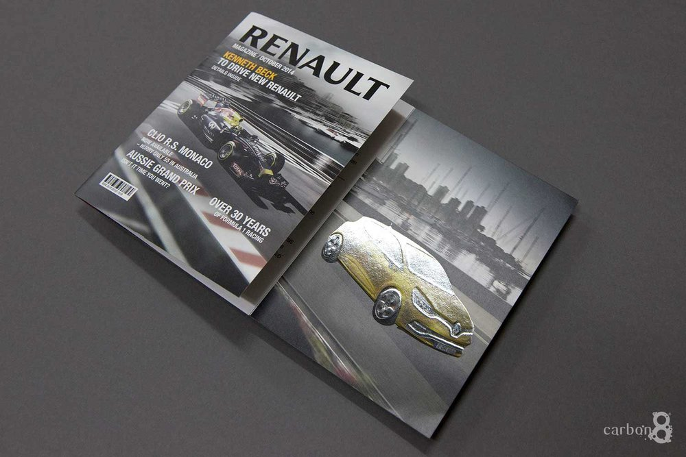 Renault direct mail front