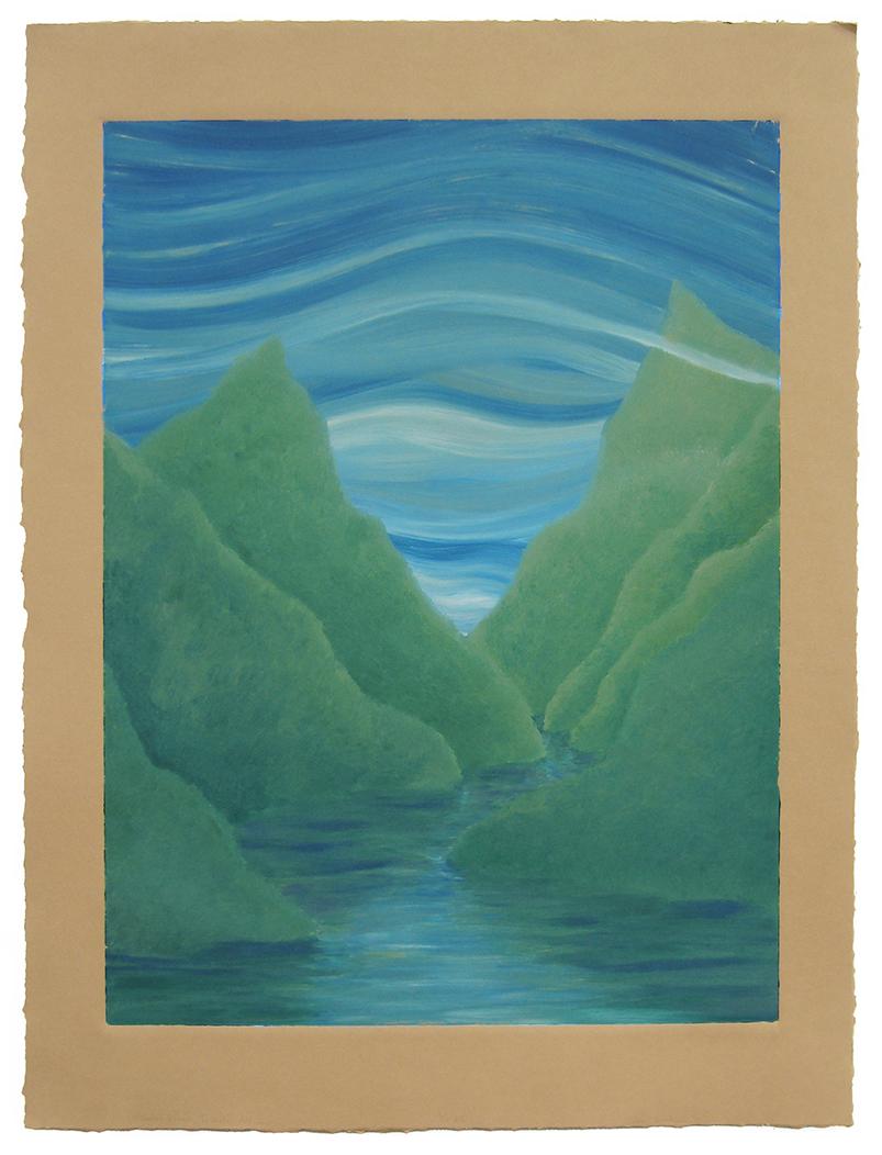 Columbia River Tribute, No. 4
