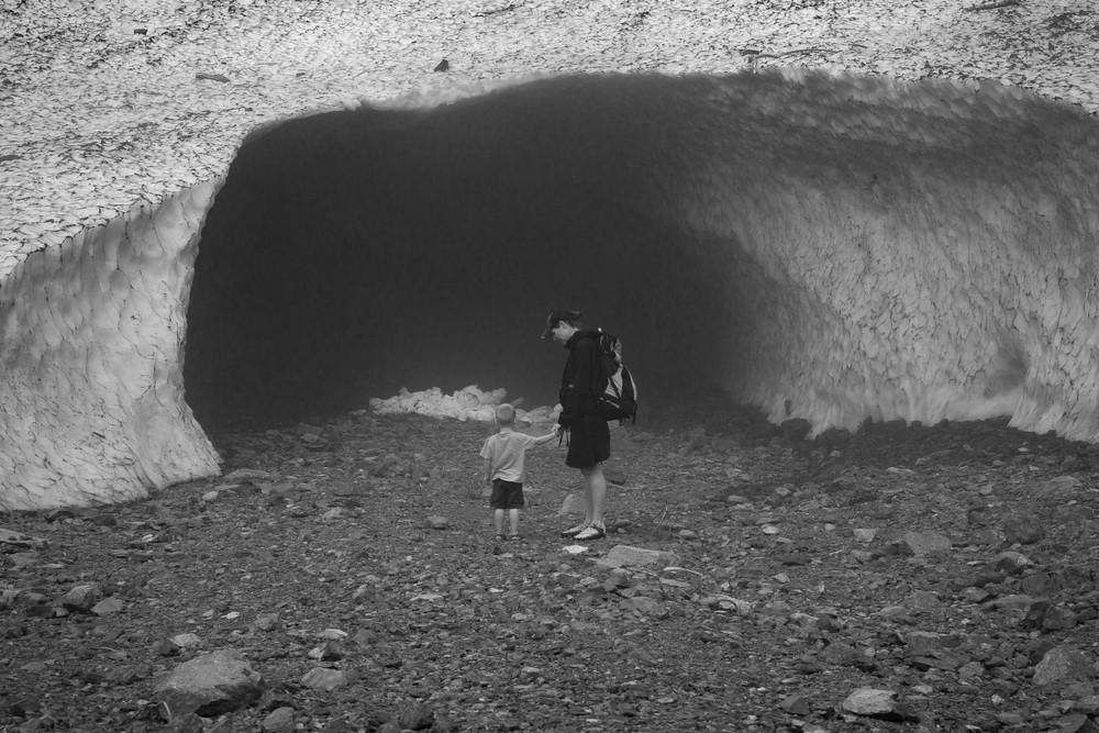 Big Four Ice Caves, Washington