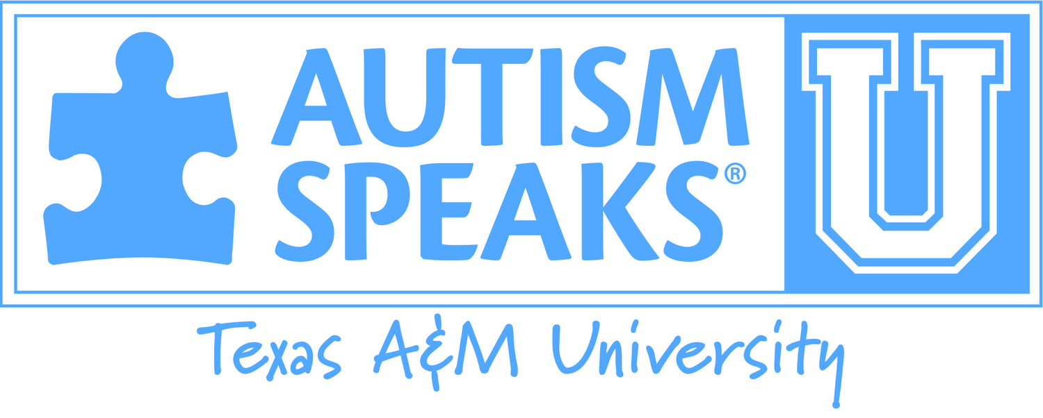 Autism Speaks U | Texas A&M University