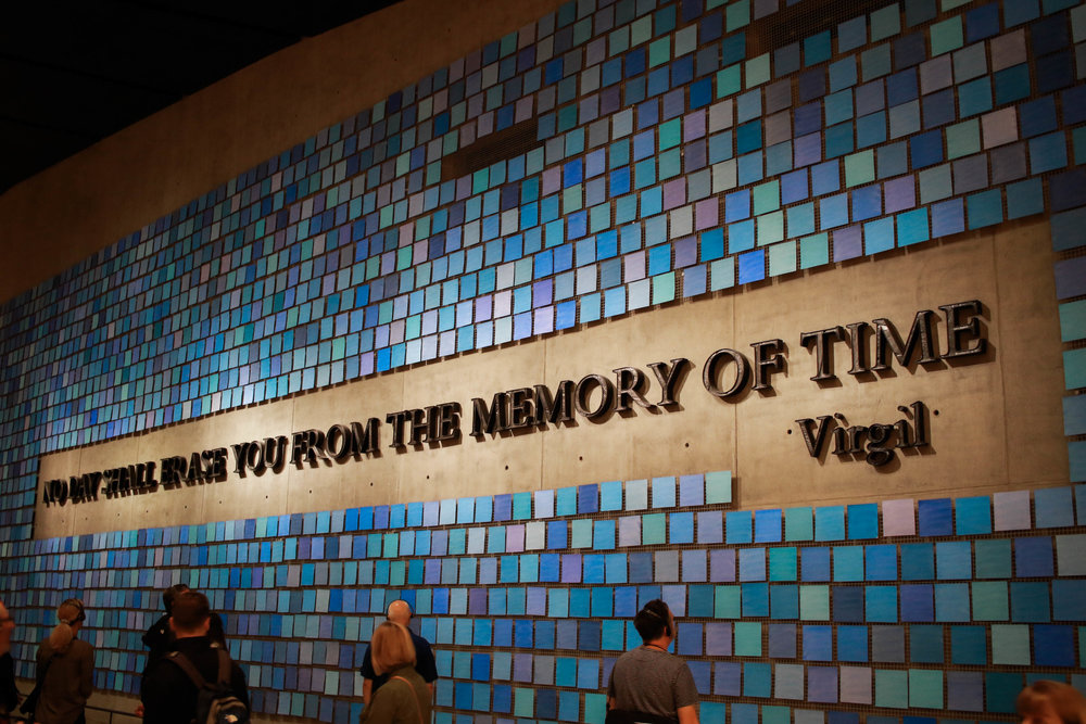 What to Do NYC Travel Guide Travel Tips New York City 911 Memorial WTC