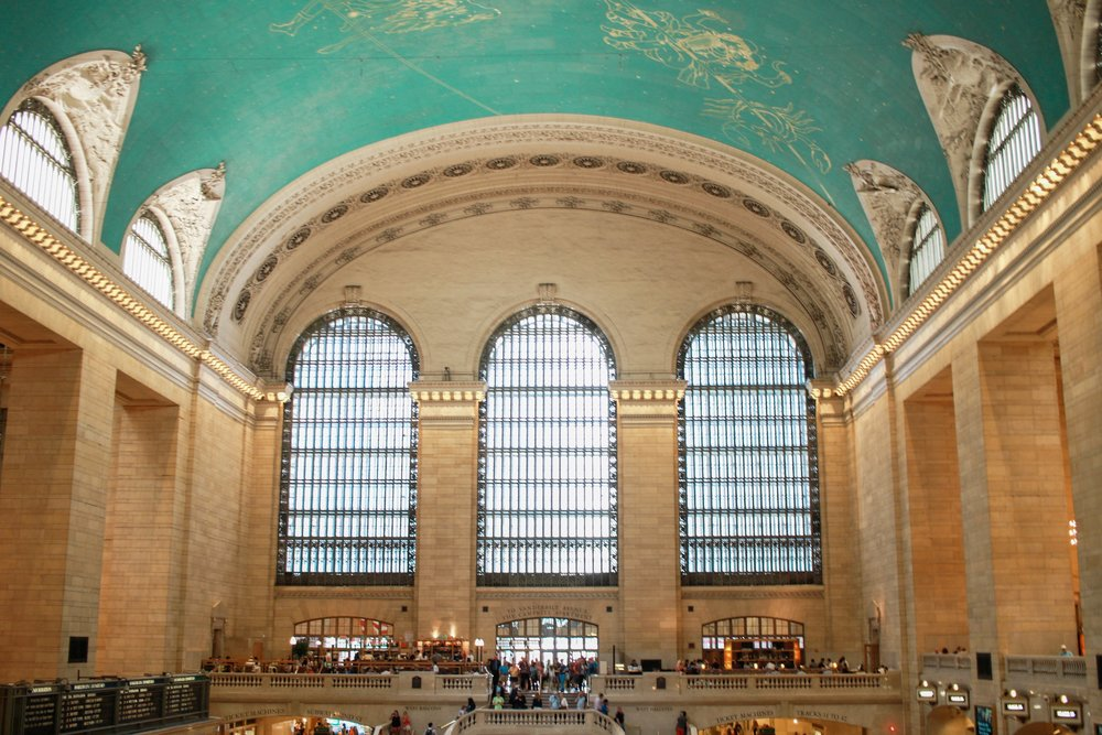 What to Do NYC Travel Guide Travel Tips New York City Grand Central Station