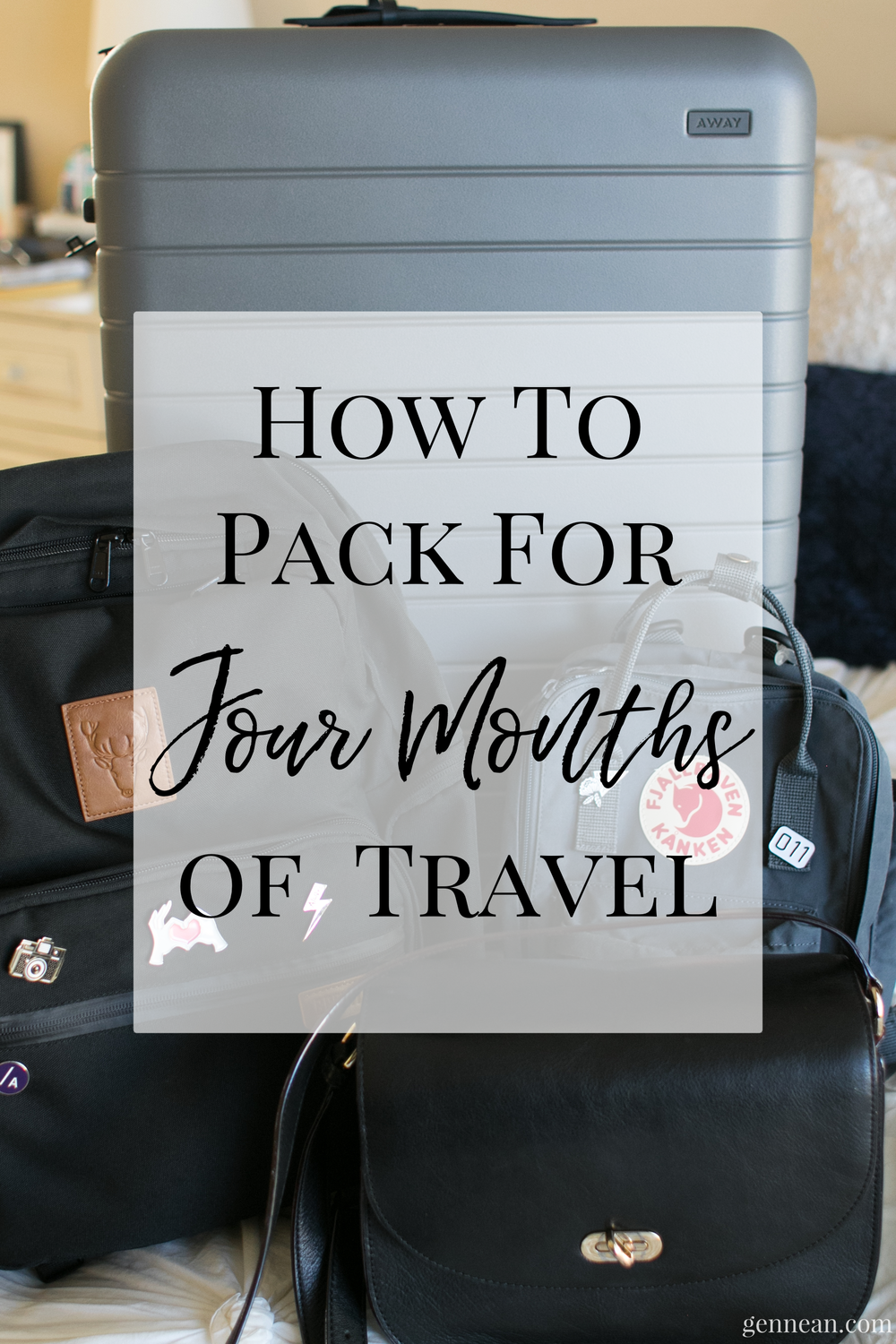 How To Pack Europe Travel