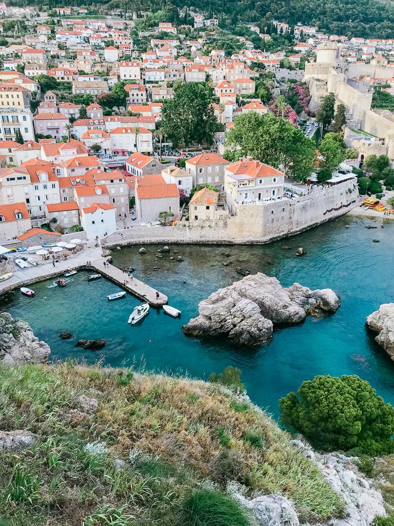 """""""Black Water Bay"""" in Dubrovnik"""