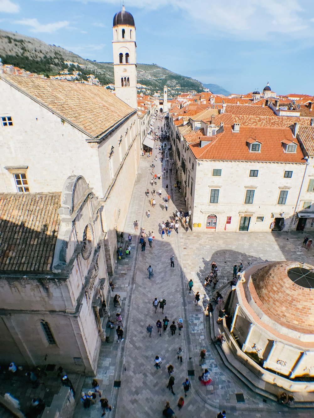 Dubrovnik Croatia Europe Travel Guide