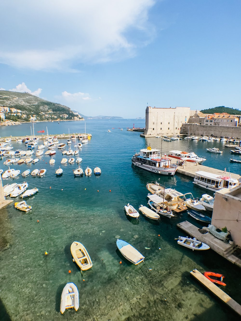 Dubrovnik Croatia Old Town Game of Thrones