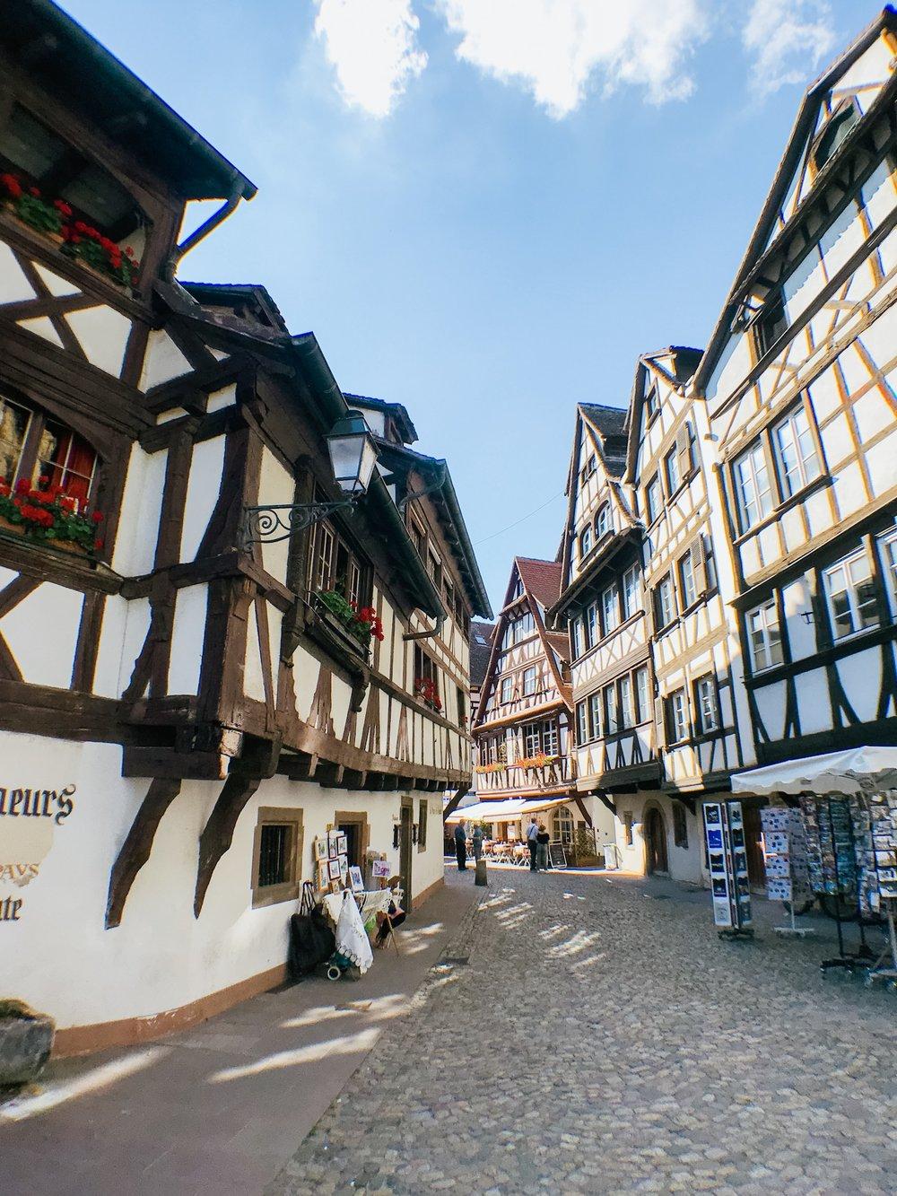 strasbourg france solo travel