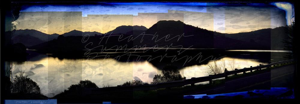 """""""Blue Dawn Panoramic"""""""