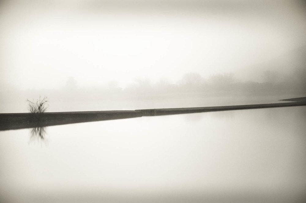 """""""Reservoir Fog, Study 1"""""""