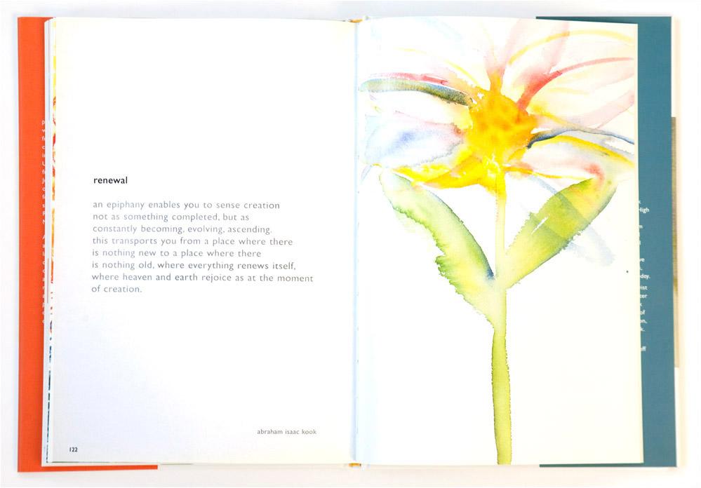 Renewal, 2002, 2 page spread, pp. 122-123