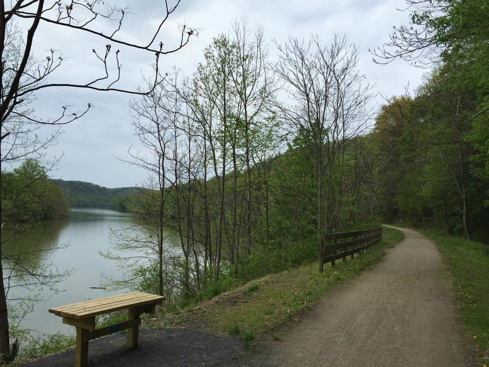 Mon River Trail North