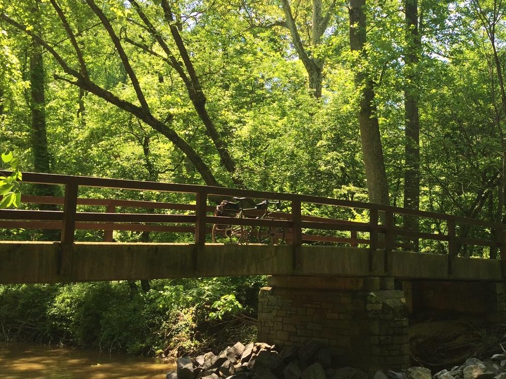 Rock Creek Park bridge