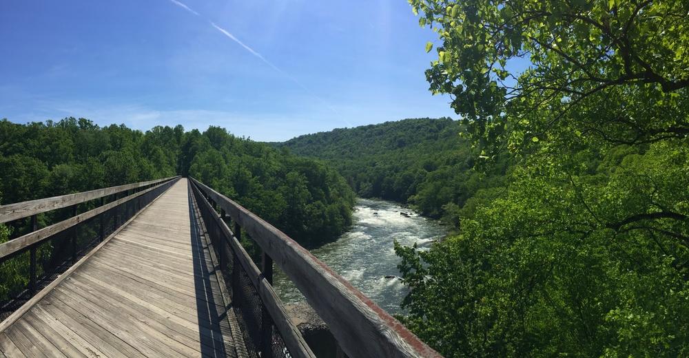 Ohiopyle High Bridge