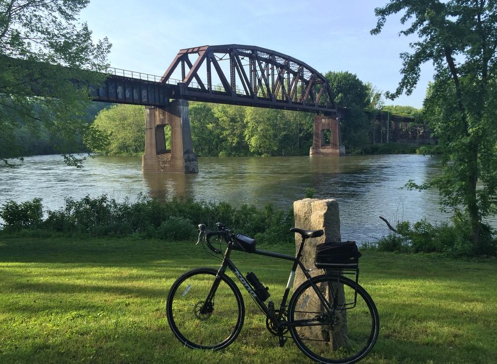 Pittsburgh & West Virginia Railroad bridge, Connellsville