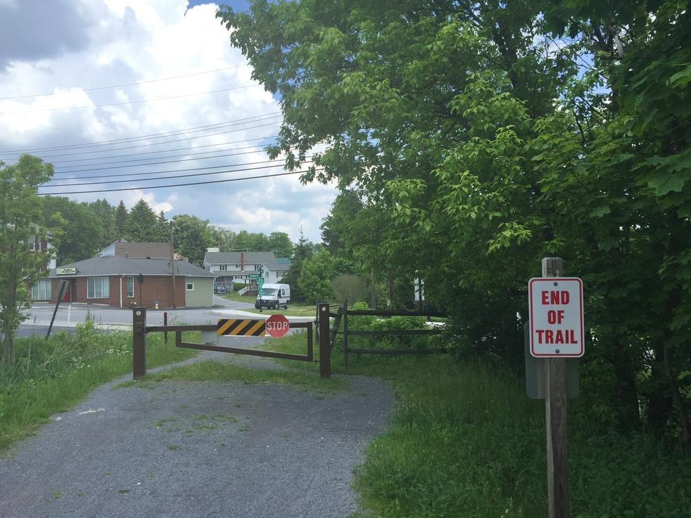 Mile 32 in Ebensburg, PA