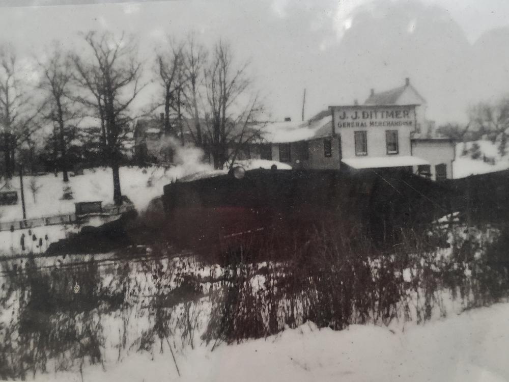 1941 train wreck