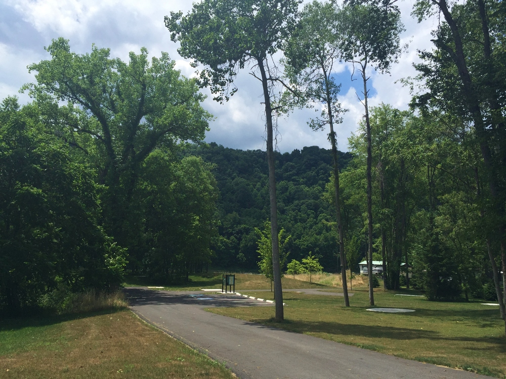 East Brady Riverfront Park