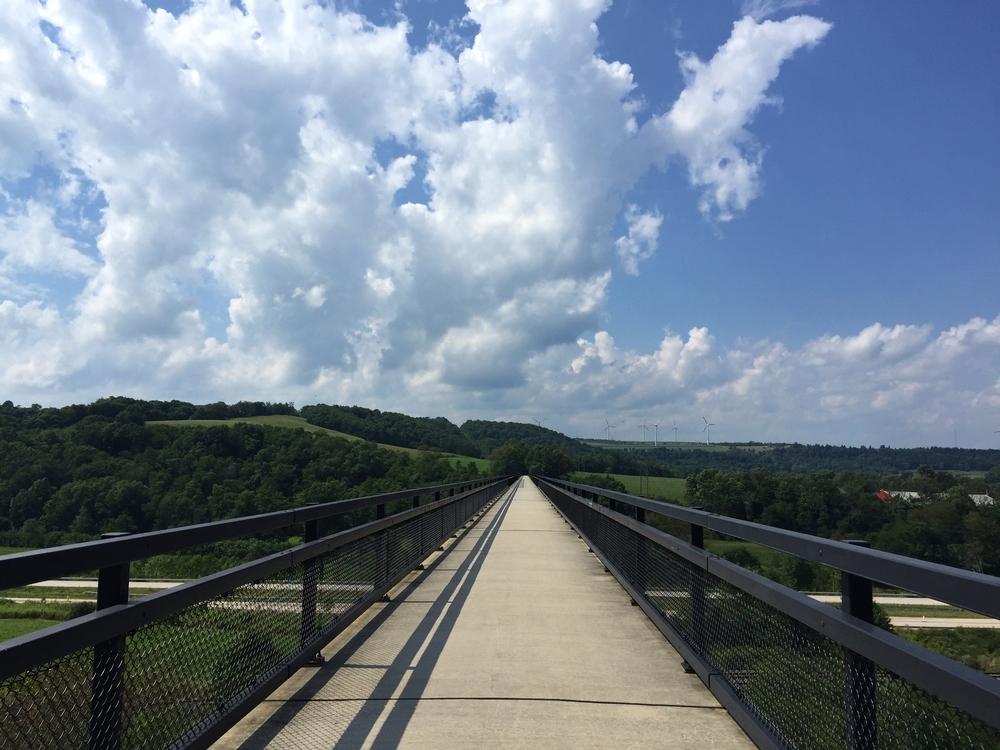 Salisbury Viaduct - Meyersdale, PA