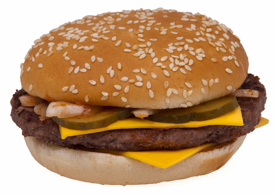 Get your Cheeseburger at Claydon Reserve this weekend