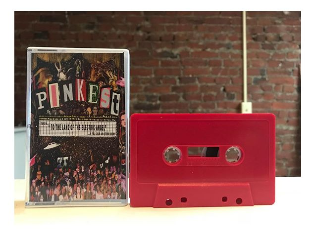 @pinkesttt tapes now available on the site! Won't last long!