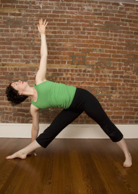 Kathleen Hahn Yoga Instruction