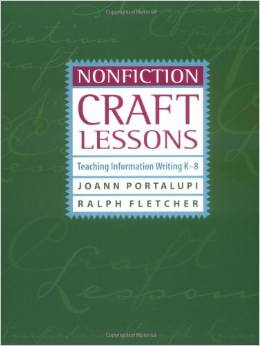 teaching nonfiction writing