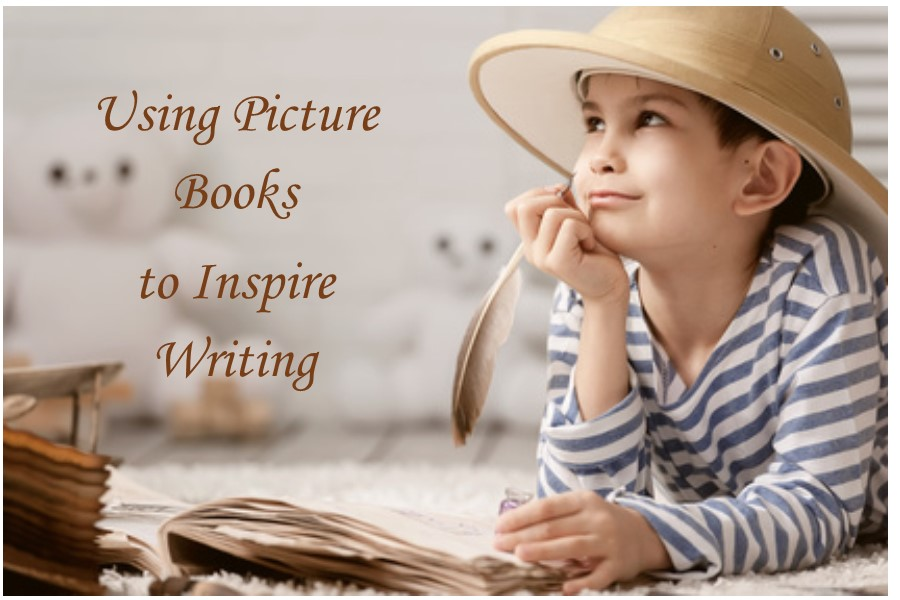 using picture books
