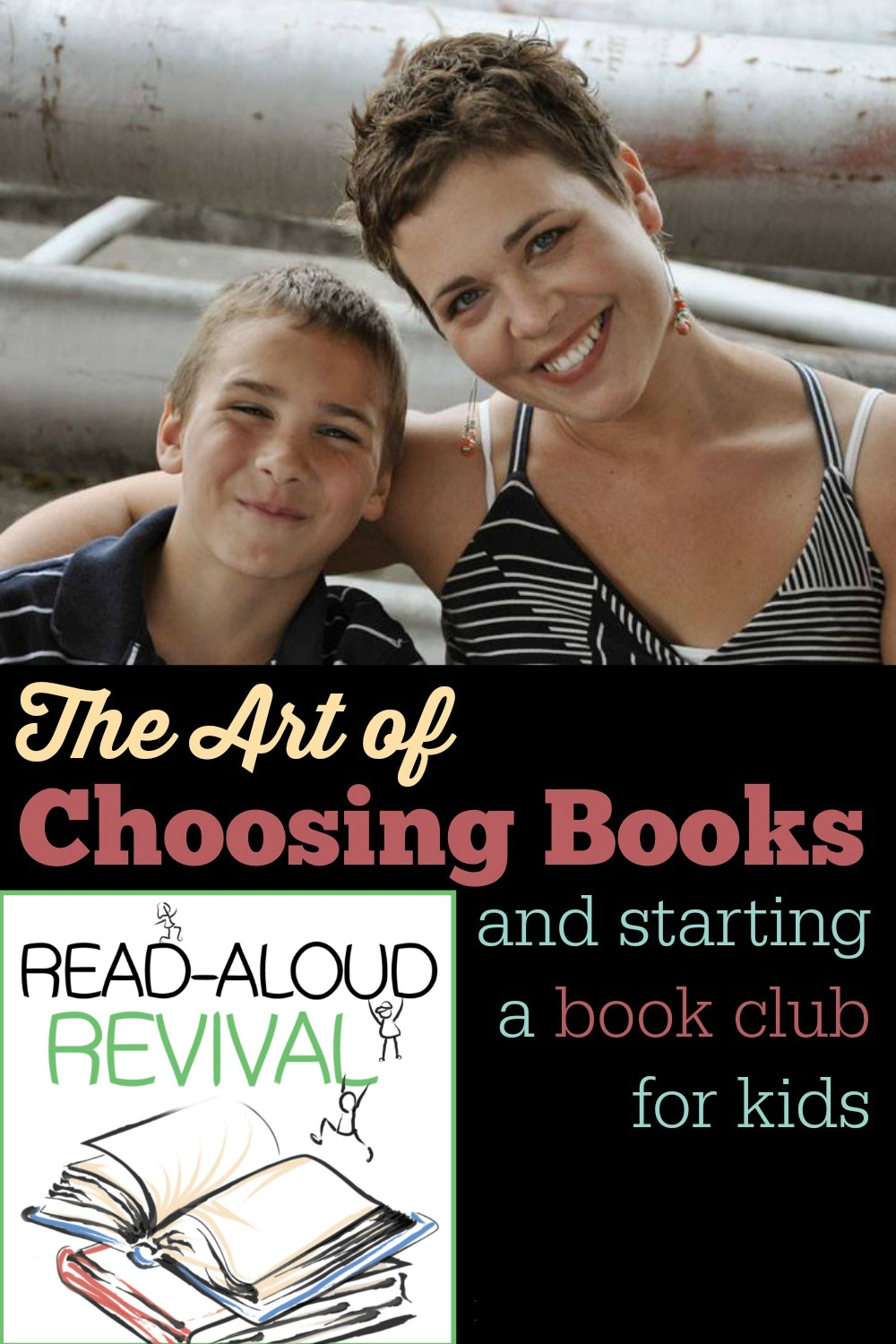 Click on this picture to go right to Episode 10 of the Read Aloud Revival Podcast.
